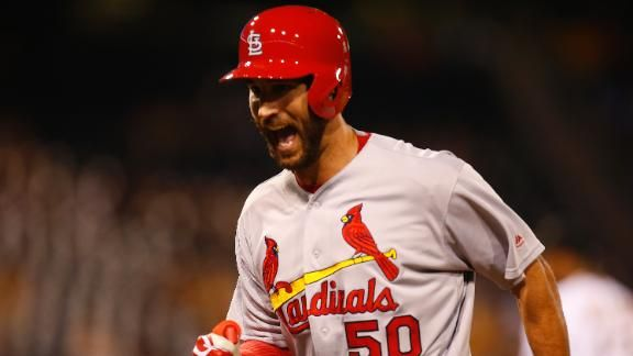 Get the latest St. Louis Cardinals news, scores, stats, standings, rumors, and more from ESPN.