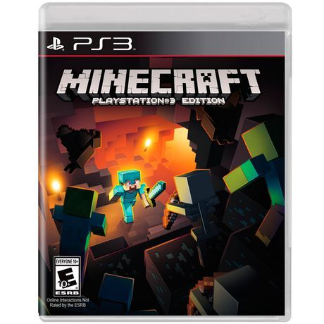 Minecraft (PS3) au Walmart.ca. Magasinez en ligne et profitez de livraison gratuit! Aucun achat minimum requis et politique de retour simple.
