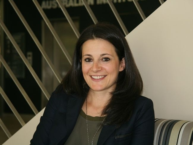 Nicole Kersh on working in a male dominated business