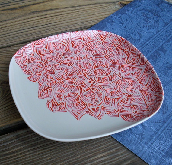 26 Best Images About Sharpie Plates On Pinterest