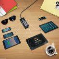 """[Günstig] Suaoki 50 Watt USB Ladegerät mit """"CE-Zeichen"""", 50 Watt, 6 Ports, 10 Ampere für nur 7,39 Euro (gratis Versand)!"""