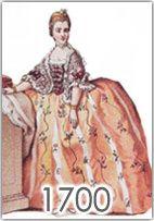 La moda femminile dal 1700 al 1750, il secolo di Madame de Pompadour e dell'esplosione dei vezzi rococò