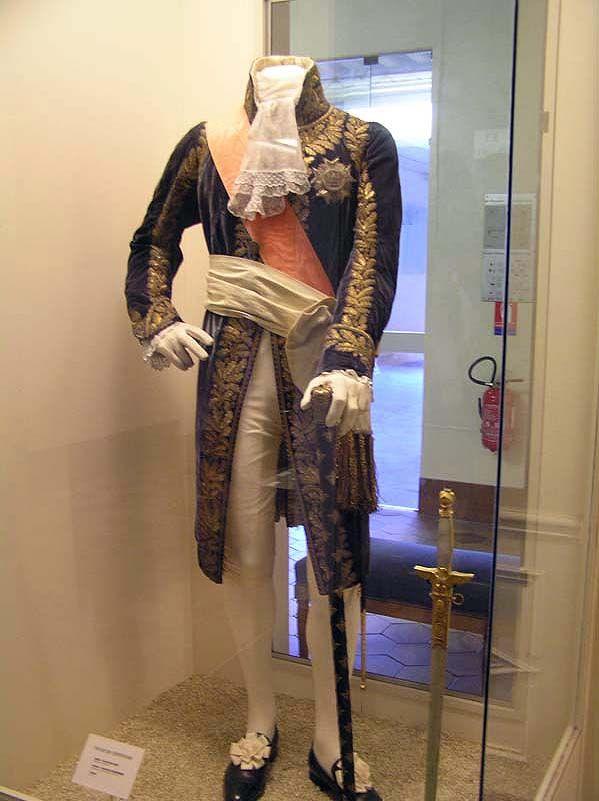 French marshal cerimony uniform (marshal Ney)