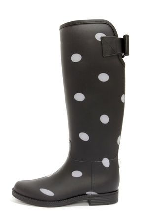 25  Best Ideas about Polka Dot Rain Boots on Pinterest | Chooka ...
