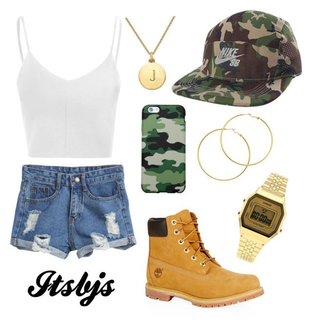"""""""Military/timberland/summer"""" by itsbjs on Polyvore"""