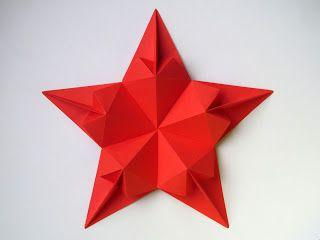 Origami, istruzioni, CP, foto, piramide settima, seventh pyramid, 3D, square pyramid, Francesco Guarnieri