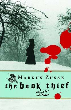 The Book Thief -  Markus Zusak  Beautifully written, capturing story