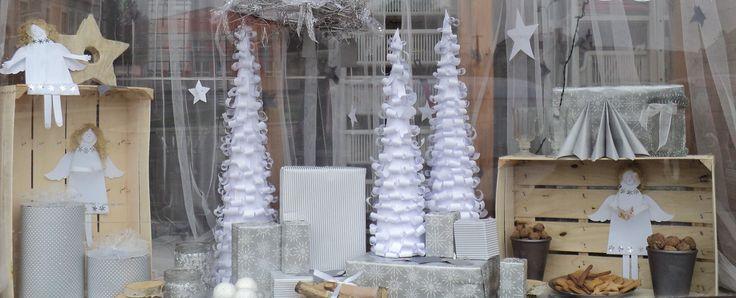 Vánoční výloha 2014