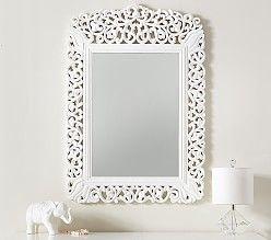 Decorative Wall Mirrors & Round Decorative Mirrors | Pottery Barn Kids