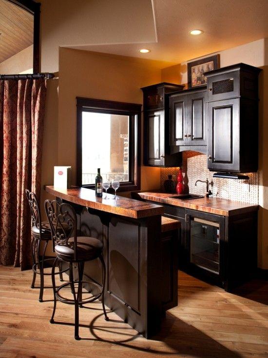 80 best Wet Bars in Basements images on Pinterest Basement ideas - bar ideas for living room