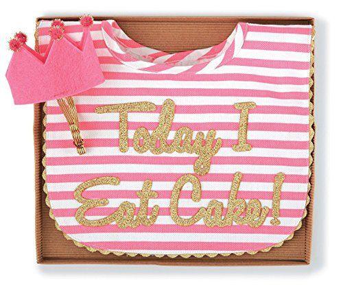 Mud Pie Baby-Girls Newborn Cake Smashing Set-Bib and Crown Headband, Multi, One Size, http://www.amazon.com/dp/B00R7T0JG2/ref=cm_sw_r_pi_awdm_3YVLvb09P987M