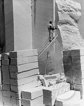 Bermuda stone quarry