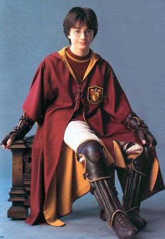 Haary Potter Quidditch