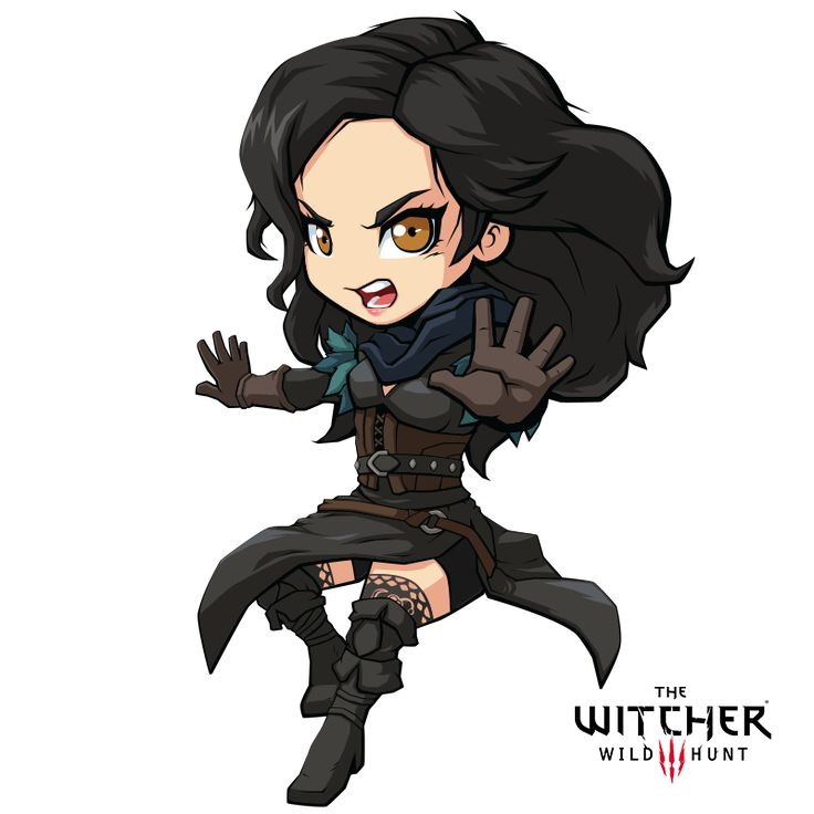FA Yennefer by XaR623