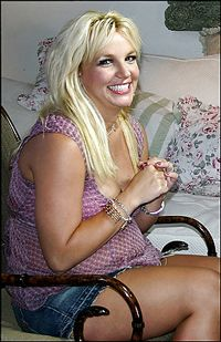 Britney Spears' publicist Britney Spears = oops I oops'd again! #PR