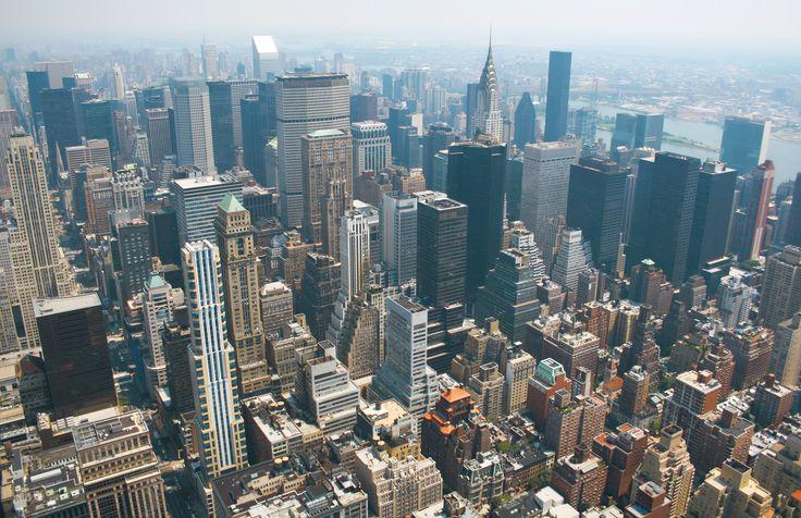 Népszerű és divatos téma New York poszter tapéta Komar - jugendzimmer im new york stil