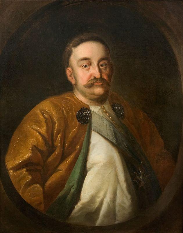 Prywatny portret Jana III, 4. ćw. XVII w., z kolekcji prywatnej