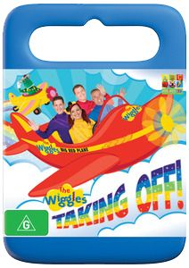 The Wiggles DVD - Taking Off $19.99