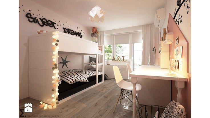 Pokój dziecka, styl skandynawski - zdjęcie od ELEMENTY - Pracownia Architektury Wnętrz