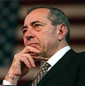 """We're interviewing former governor Mario Cuomo today for our new series Podium.  In 1984, Mario Cuomo electrified the DNC w/ his moving Keynote Address that revisited Mr. Reagan's shining city on the hill.  """"There is despair Mr. President, in the faces that you don't see, in the places that you don't visit in your shining city,"""" he uttered; """"...for the people who are excluded - for the people who are locked out - all they can do is to stare from a distance at that city's glimmering towers."""