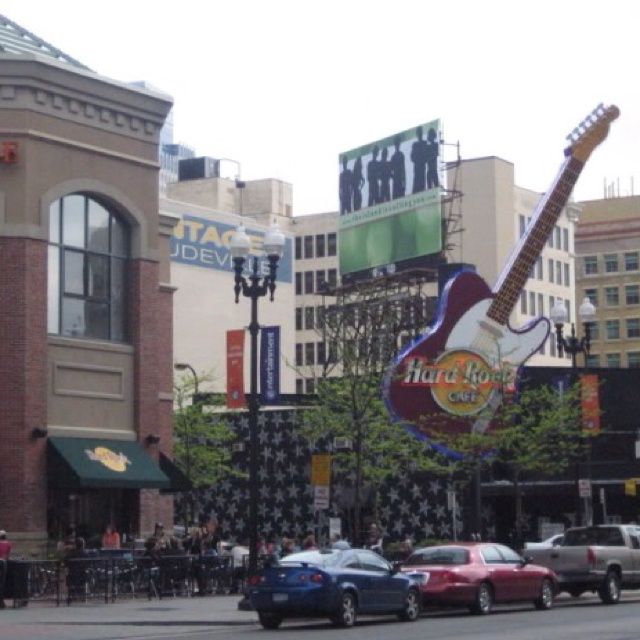 Is There A Hard Rock Cafe In Minneapolis
