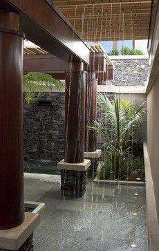 Kapalua Bay - tropical - bathroom - hawaii - Philpotts Interiors
