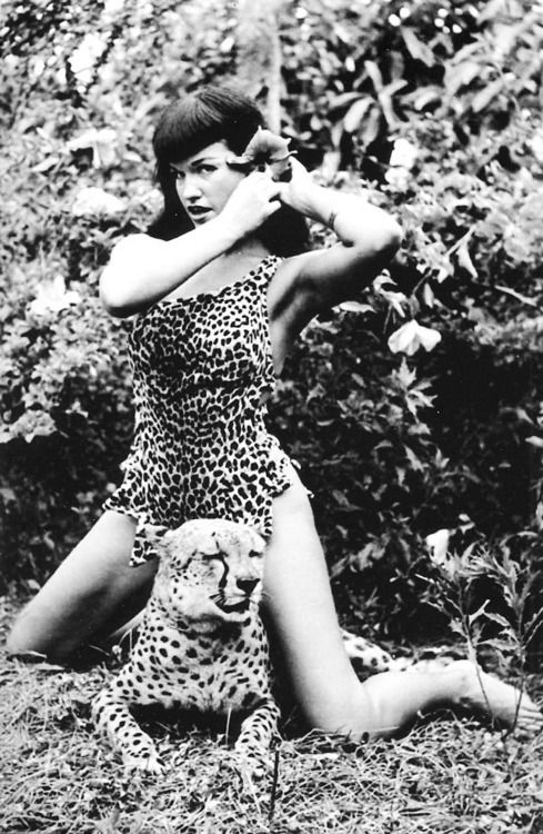 bettie page   u0026quot queen of the pin