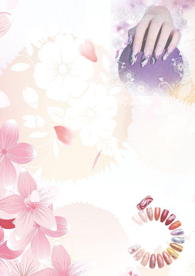 Nail Shop Price List Poster Background Material Manichiuri 238 N 2019 Manichiură Unghii și Coafuri