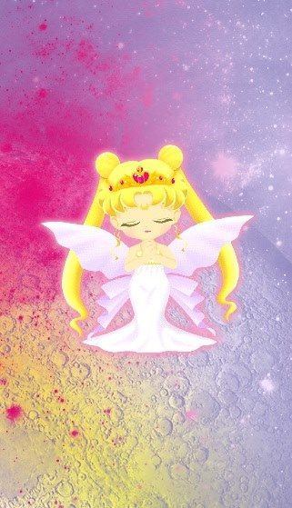 Neo Queen Serenity Sailor Moon drops