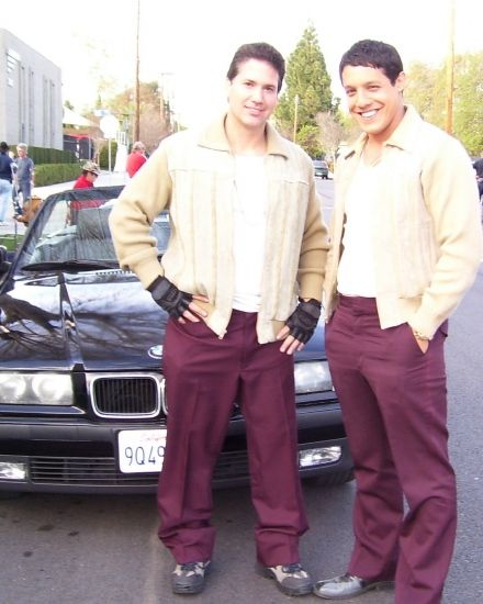 photo of Theo Rossi BMW - car