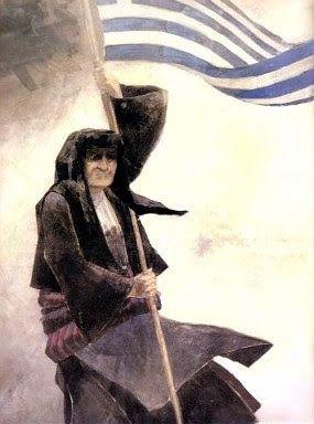 Η Κυρά της Ρω που ύψωνε την ελληνική σημαία! - Η ΔΙΑΔΡΟΜΗ ®