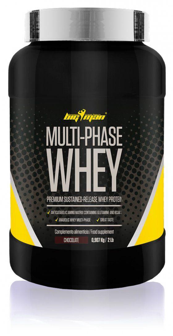 Big Man Multi-phase whey (907 g)