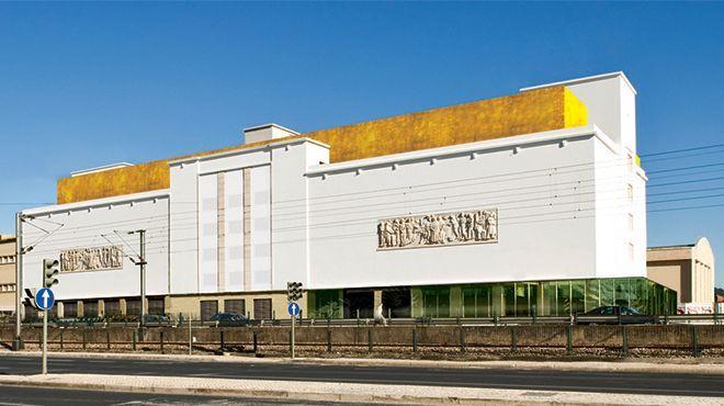 Museu do Oriente, Lisboa, Portugal Carrilho da Graça Arquitectos