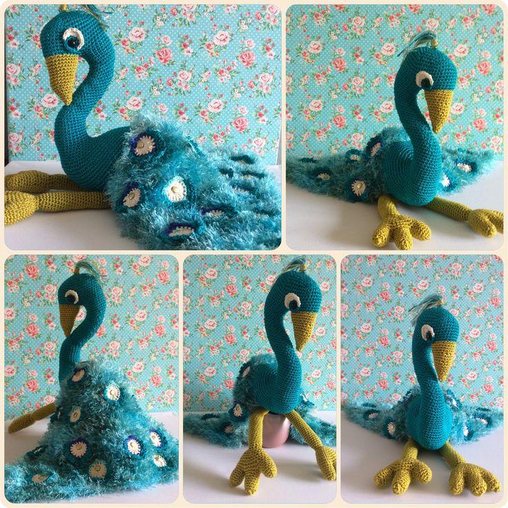 Peacock made by Kriziwizi