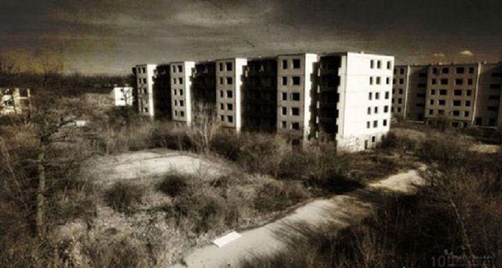 5 przerażających miejsc na Węgrzech