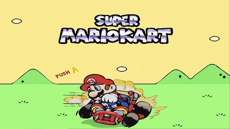 super mario kart wallpapers for mac desktop - super mario kart category