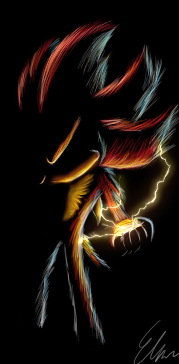 Shadow The Hedgehog by Default-Deviant on DeviantArt