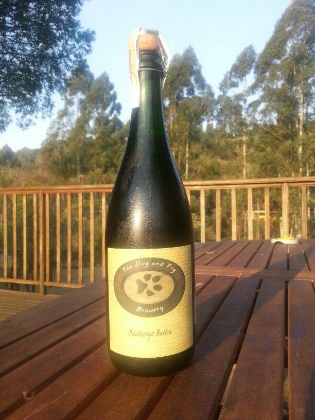 The Dog and Fig Brewery - Buchu