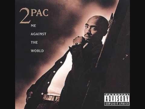2pac albums lyrics