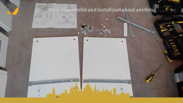Affordable Ikea Furniture Assembly in Oxford, Oxfordshire.