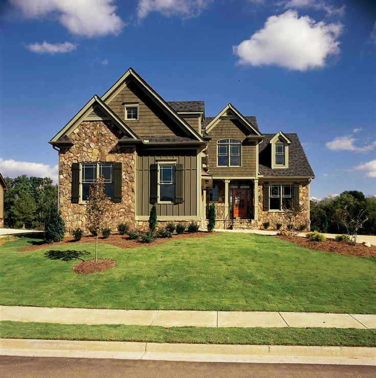 Stoneleigh Cottage Home Plans and House