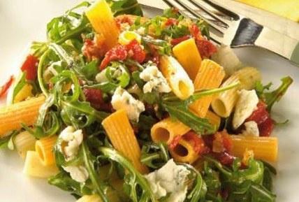 Receta de ensalada italiana con pimientos recetas bajas - Ensaladas con pocas calorias ...