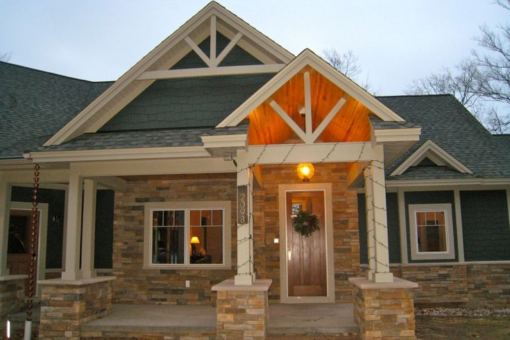 53 best craftsman exterior images on pinterest exterior for Craftsman style homes for sale dallas tx