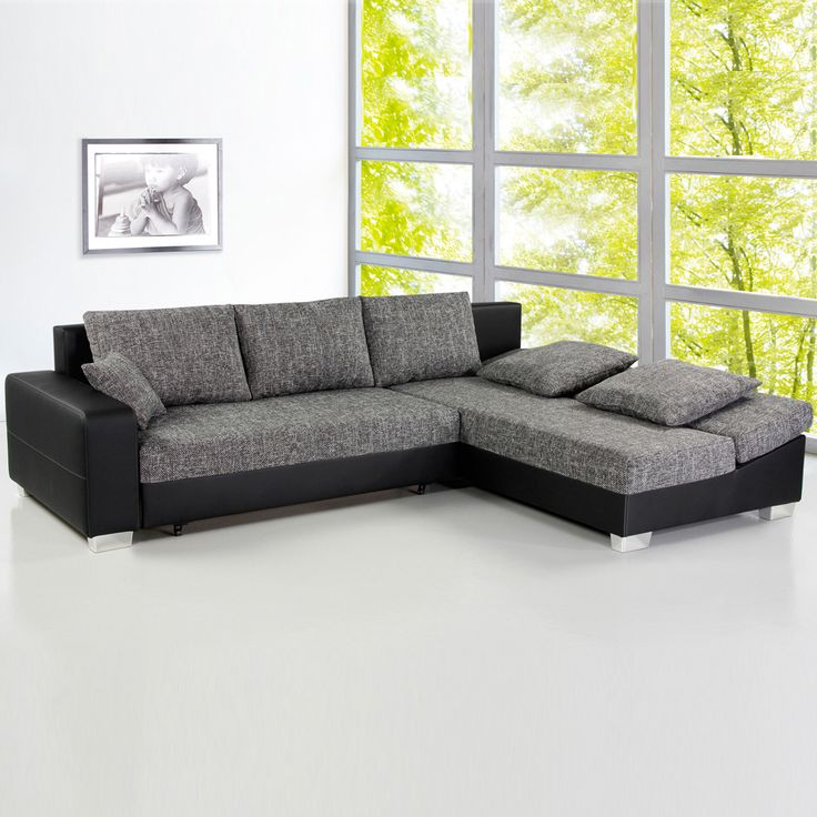 ber ideen zu schlafsofa mit bettkasten auf. Black Bedroom Furniture Sets. Home Design Ideas