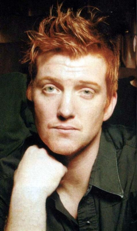 Josh Homme... Queens of the Stone Age Actually looks hot here , ranga and all
