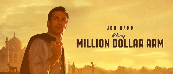 #MillionDollarArm Based on a true story of two underdog sportsmen – Dinesh Patel and Rinku Singh, Craig Gillespie's Million Dollar Arm is an undeniably feel-good sports drama. There is emotion, action and of course, a lot of clichés. #ClickToRead #MillionDollarArmReview
