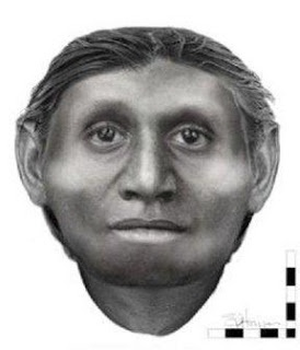 The real face from a hobbit. Its very different from JRR Tolkiens' book