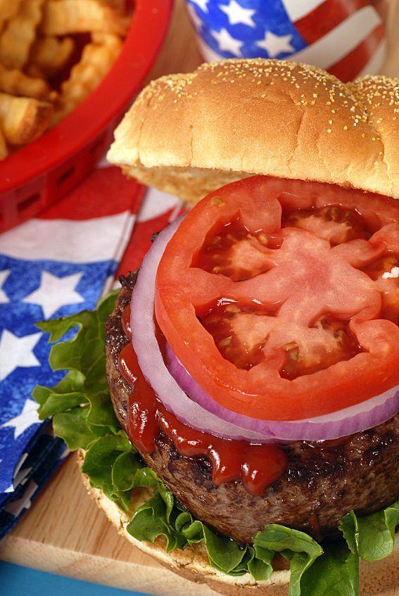 Fourth Of July Backyard BBQ