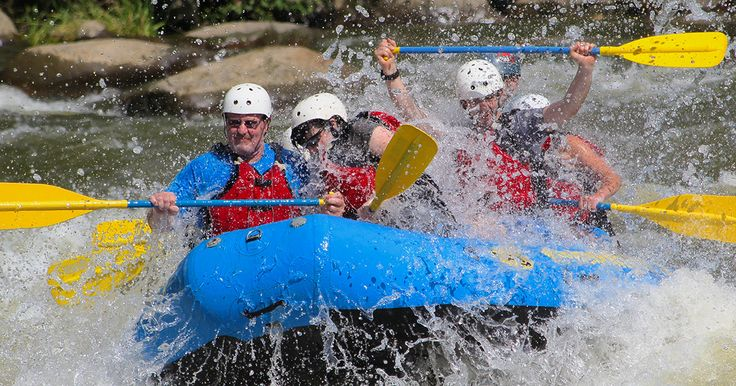 Outdoor Rafting Adventures is East Tennessee's leader in guided white water rafting. Located in Hartford, TN (just on the edge of the Great Smoky Mountains National Park), our trips start at just $21.95 per person.