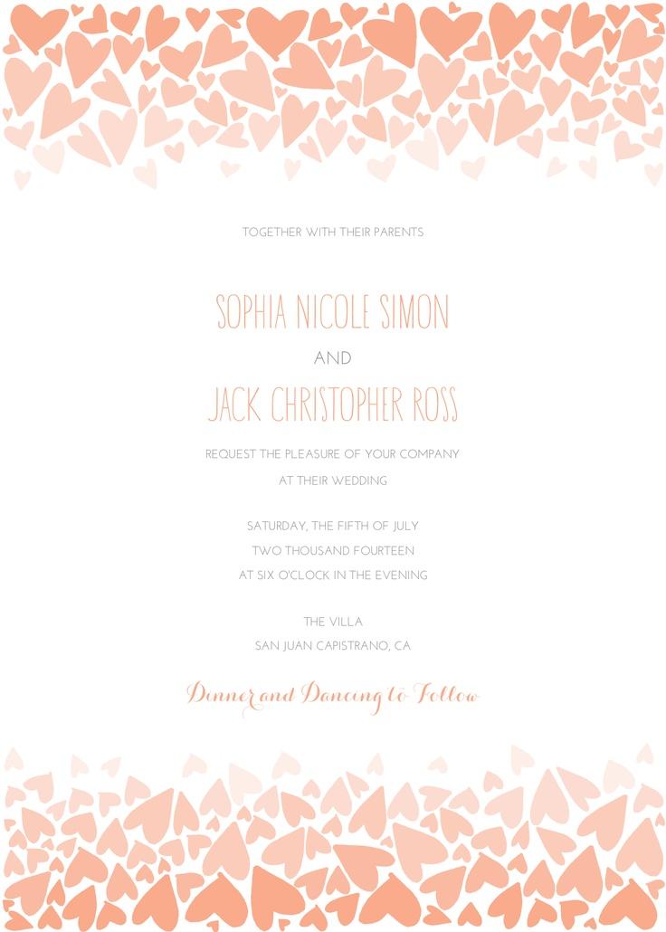 free ombre wedding suite